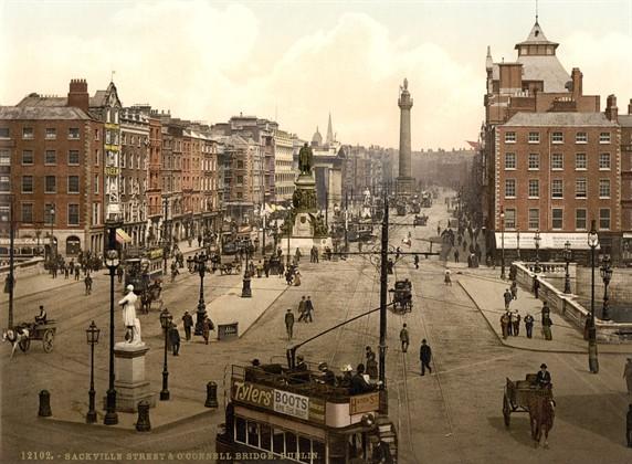 Dublin in 1900