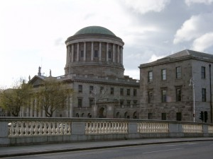 The Four Courts today.