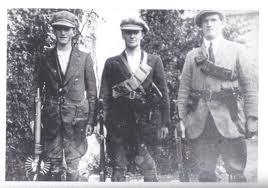 IRA guerrillas from Cork no. 1 Brigade.