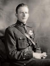 IRA Monaghan commander and Pro-Treaty politician, Eoin O'Duffy.
