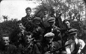 An IRA guerrilla unit in Kerry