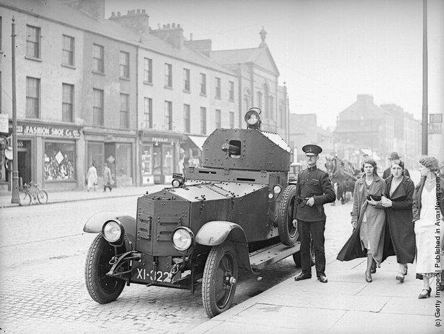 BA York St Belfast 1935