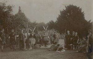 St Enda's school in Rathfarnham, 'returning to an Irish Ireland.'