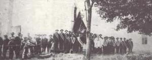 A Hibernian march c.1880.