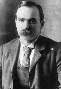 James Connolly.