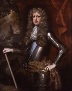 Royalist leader James Butler, Earl of Ormonde.