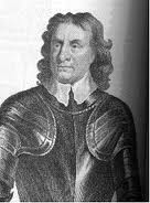 Oliver Cromwell, a hate figure in Irish popular memory.