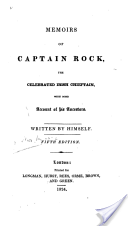'The Memoir of Captain Rock'.