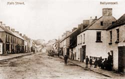 Ballyconnell, scene of a series of tragedies in the Irish Civil War