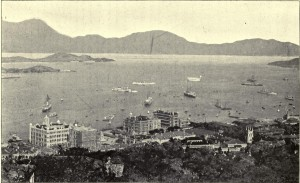 Colonial Hong Kong.