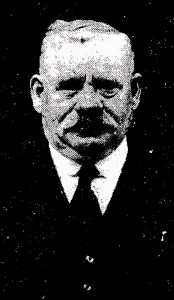 Deputy John Jinks, Ntional League TD, who went missing on day of the vote of no confidence.
