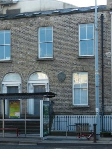 No. 144 Pearse Street today. (Courtesy of the Irish War Memorials website).