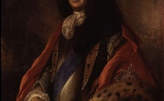 Richard Talbot, Earl Tyrconnell, at the time of the Jacobite-Williamite war in 1689-91.