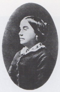 Engel's Irish wife Liz Burns.