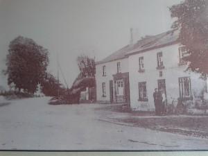 Castlebellingham RIC Barracks.