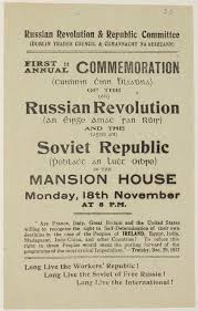 russian revolution ireland