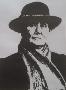 Mrs Lindsay, killed by the IRA in 1921.